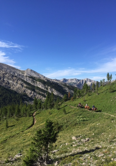 A Pack Trip in Montana's Bob Marshall Wilderness: Part Three