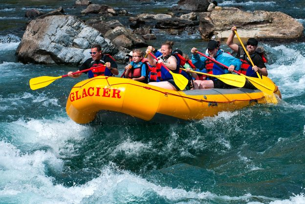 Big Water Boasts Big Adventure