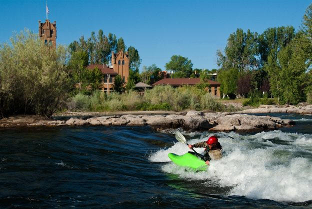 Missoula Magic: A Weekend in a Western Montana Hot Spot