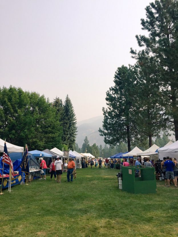 Huckleberry Heaven: Trout Creek's Annual Huckleberry Festival