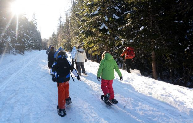 Winter Family Fun in Western Montana: Getaway to Glacier Together