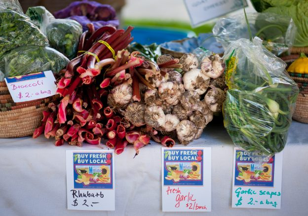Homegrown + Handmade: Farmers Markets in Western Montana
