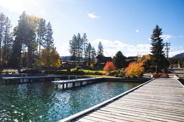 Lovely Lakeside: Exploring Small-Town Charm on Flathead Lake
