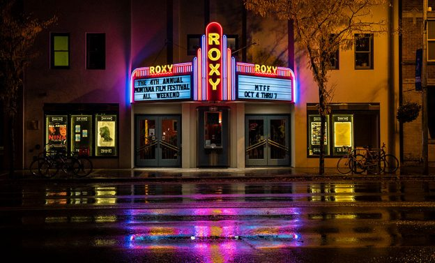Film Festivals and Historic Theaters in Western Montana
