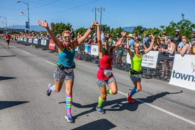 Glacier Country: Road and Trail Races That Can't Be Beat