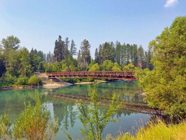 Discover Western Montana Spring Hiking + Biking Trails