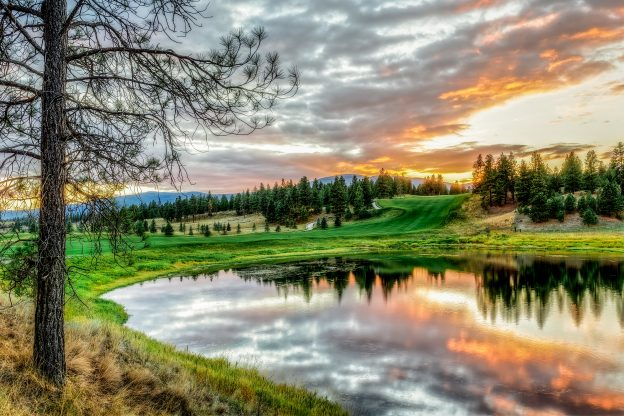 Hidden Gem Golf Courses in Western Montana