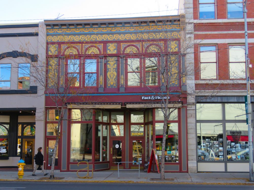 Bookstores and Book Festivals in Western Montana