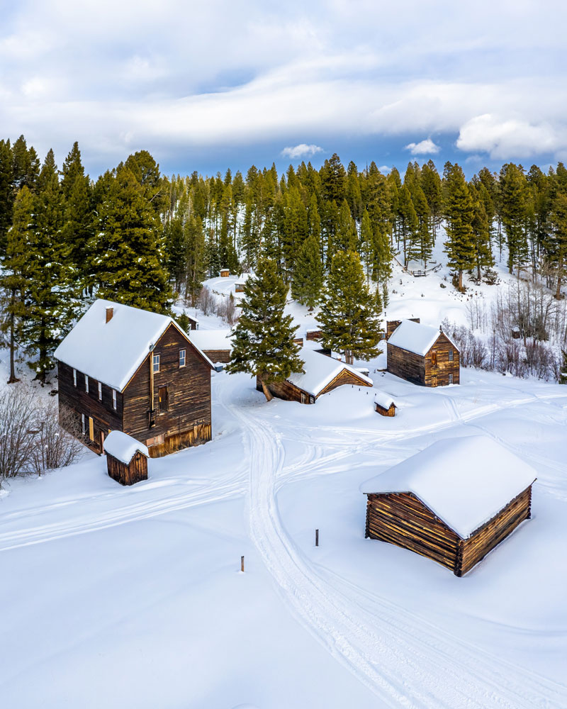 Glacier Country's Instagram-Worthy Winter Spots