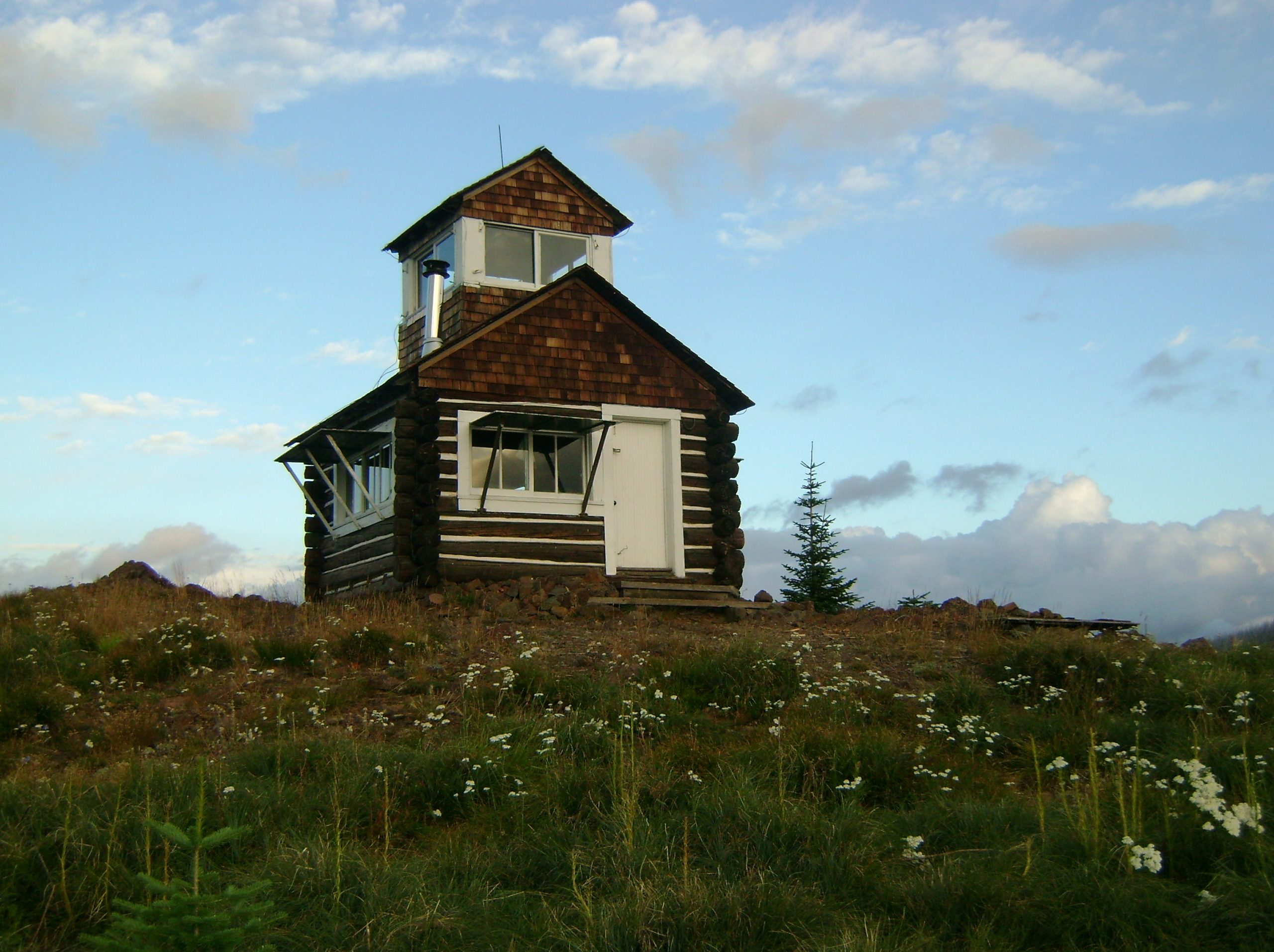 Bird's Eye View: Stay in a Lookout Tower in Western Montana