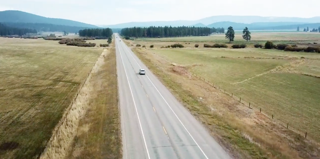 Montana Down the Road: A Virtual Road Trip