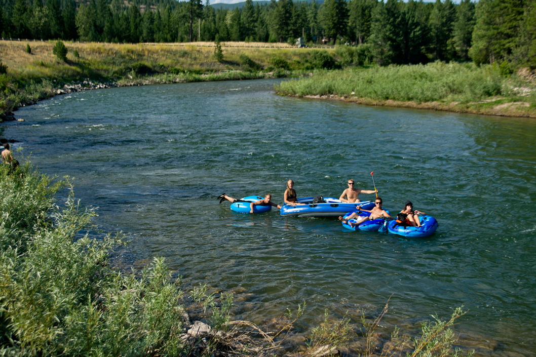 8 Ways to Recreate on Western Montana's Rivers