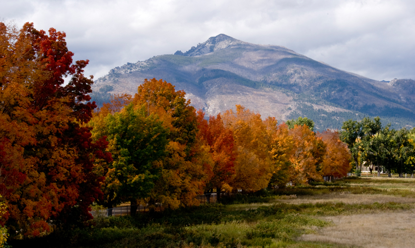Get Away From It All This Fall in Glacier Country