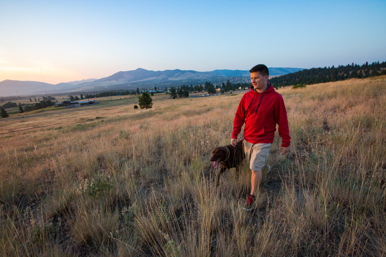 Traveling With Your Dog in Western Montana